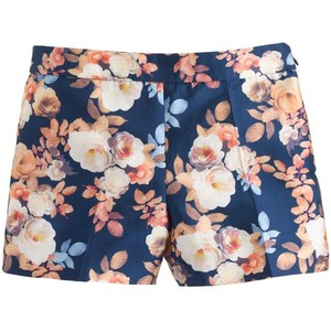 J Crew Collection Antique Floral Short $148