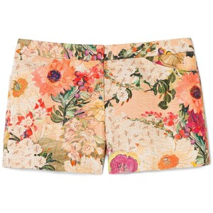 Tory Burch Edith Floral Shorts $250